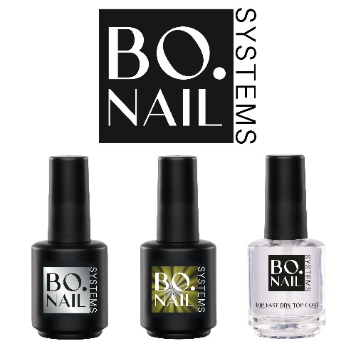 BO. NAIL SYSTEMS - Topcoats / Sealers