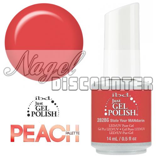 nuova collezione autentico nuovo aspetto IBD Just Gel - Peach Palette - Peach Better Have My $ 14 ml ...