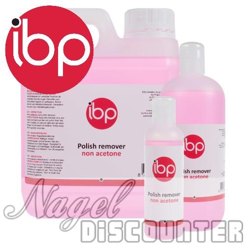 Ibp Polish Remover Non Acetone Nagellak Remover Zonder Aceton 100 500 1000 Ml Nageldiscounter