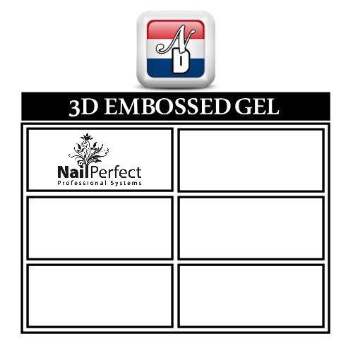 3D Embossed Gel
