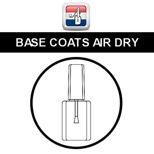 Base Coats - Air Dry (luchtdrogend)