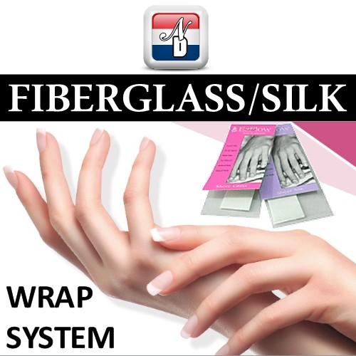 Fiberglass / Zijde