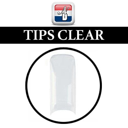 Tips Clear / Transparant