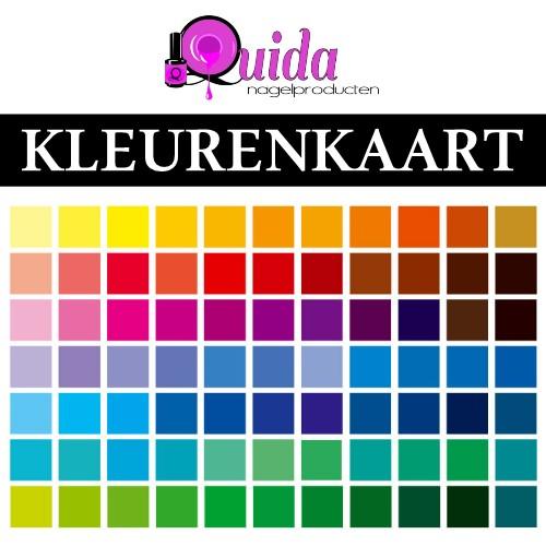 Kleurenkaart Basis Collectie