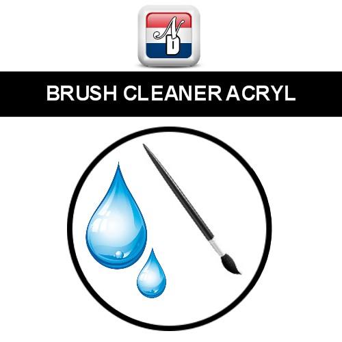 Penseel Reiniger (acryl penselen)
