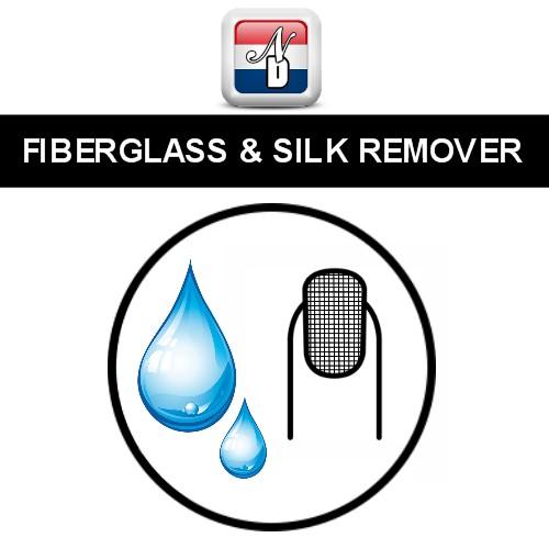 Fiberglass & Silk (zijde) Verwijderaar