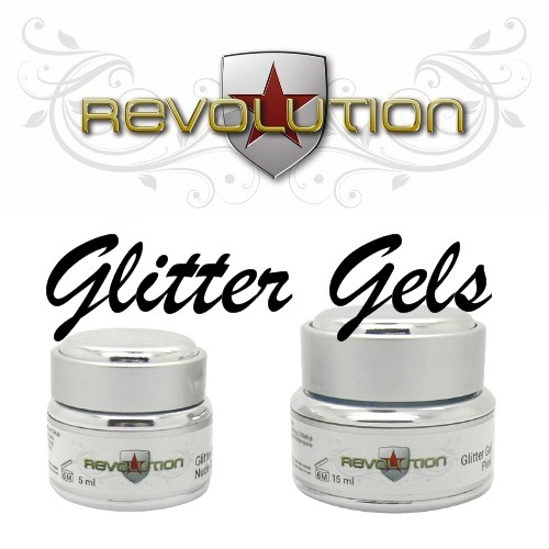 Revolution Glitter [UV]