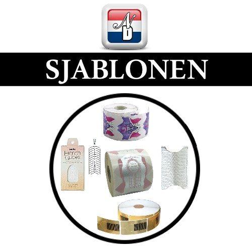 Sjablonen / Nail Forms