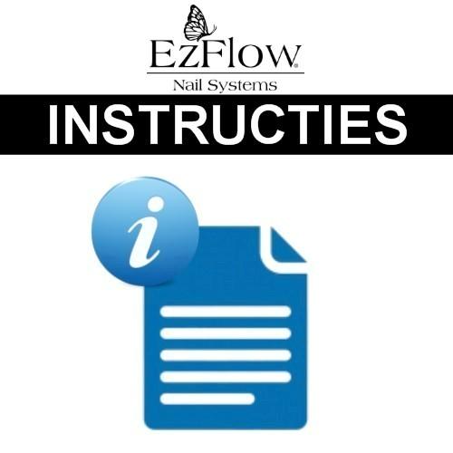 Stappenplannen EzFlow Fiberglass / Silk (zijde)