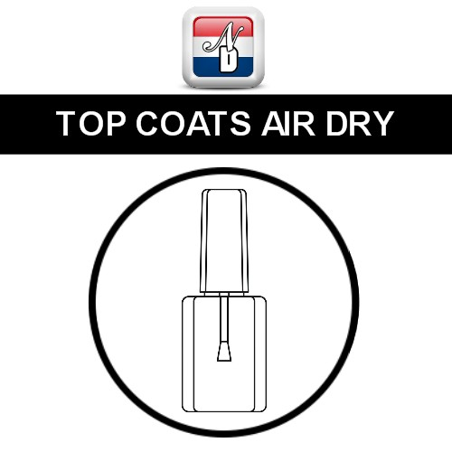 Top Coats - Air Dry (luchtdrogend)