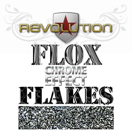 Flox Chrome Flakes