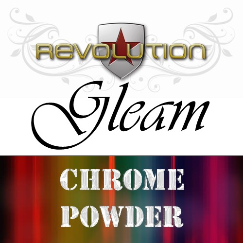 Gleam Chrome Powders