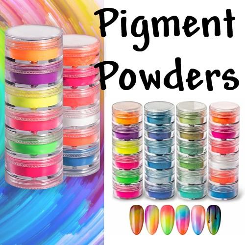 Kleur Pigmenten