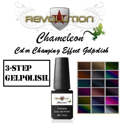 Revolution Chameleon Color Effect Gelpolish