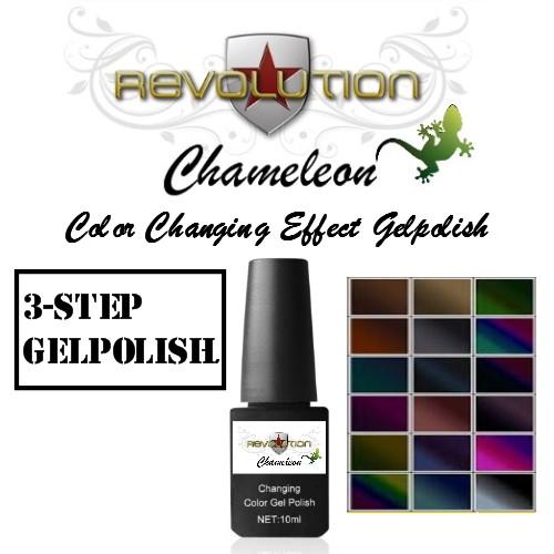 Revolution Chameleon Color Effect Gelpolish