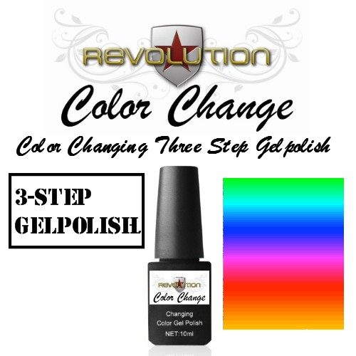 Revolution Color Changing Gelpolish