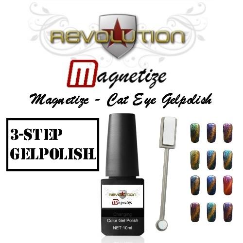 Revolution Magnetize - Cat Eye Gelpolish