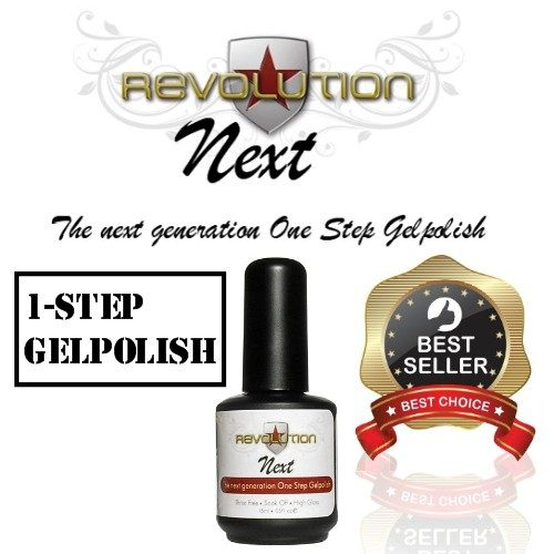 Revolution One Step Gelpolish