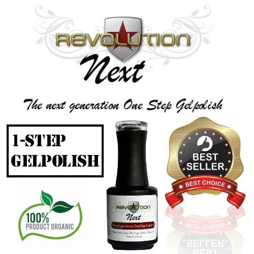 Revolution One Step Gelpolish