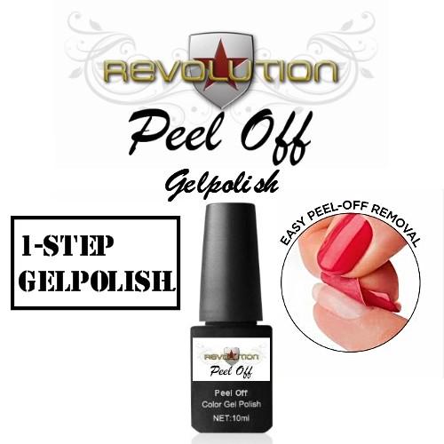 Revolution Peel Off Gelpolish