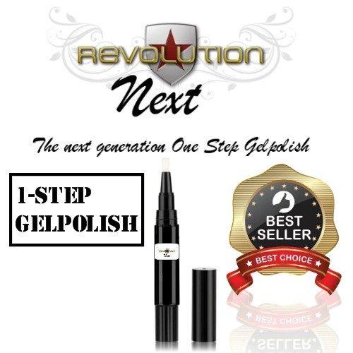 Revolution One Step Gelpolish - Gelpennen